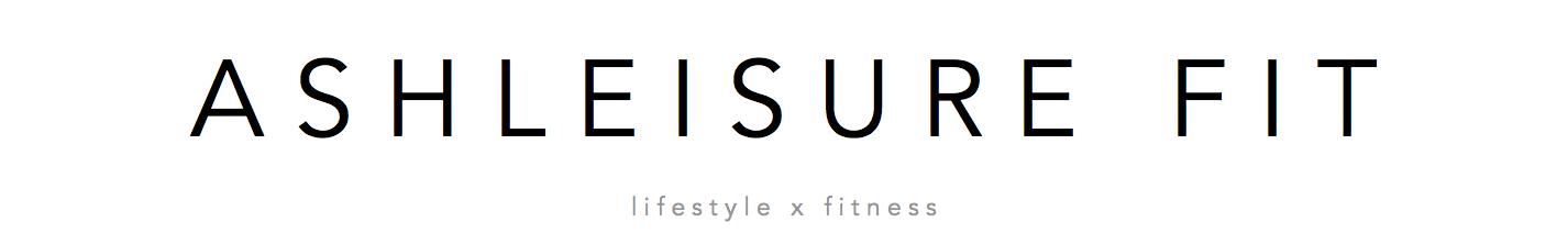 ASHLEISURE FIT